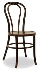 Chair - Bon Bentwood Dark Oak