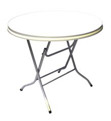 Round Table - Plastic 90cm (3')