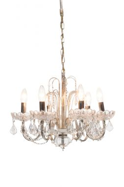 Crystal Chandelier Small - Install Price