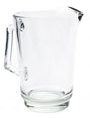 Beer Jug - Glass