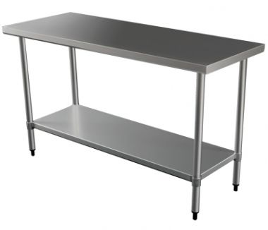 Stainless Steel Chefs Prep Bench