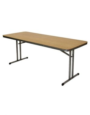 Trestle Table - Wood 1800mm x 750mm (6')