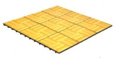 Dance Floor - Snaplock Parquet - 0.9m x 0.9m Sections