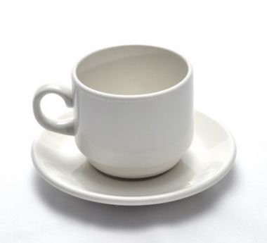 Dudson Cup & Saucer :: Reece\'s Event Hire