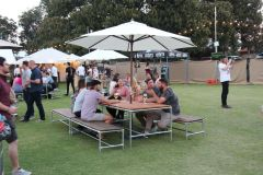 Industrial Pipe and Timber Picnic Setting - Individual Package