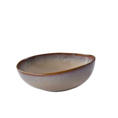 Splash Beige Elevated Coupe Bowl 260mm