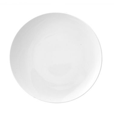 Vital White Flat Coupe Plate 290mm
