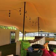 10m x 15m Stretch Tent Sand at Beauvine All Walls Up (4).jpg