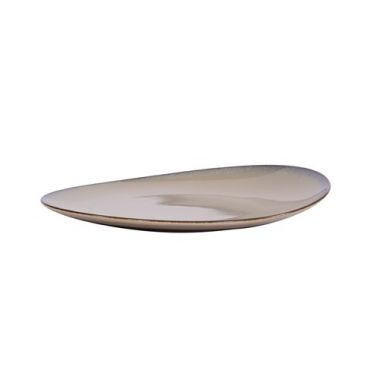 Splash Beige Elevated Coupe Plate 240mm