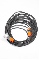 32Amp - 3 Phase Power Cable - 30m